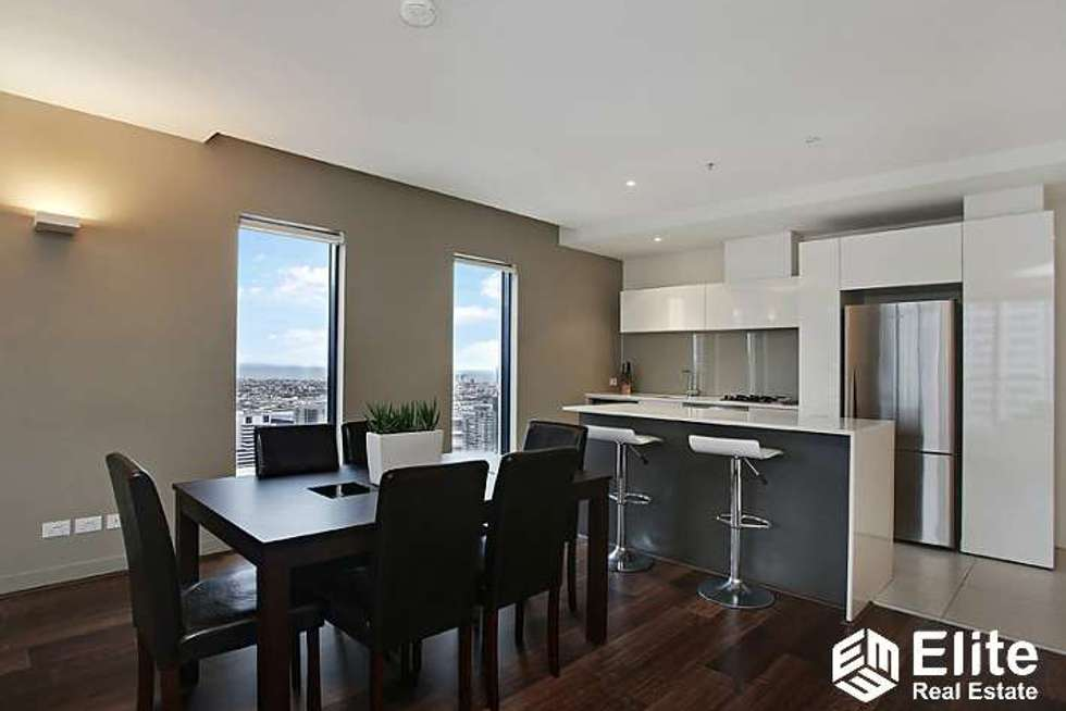 Fourth view of Homely apartment listing, 3505/200 SPENCER STREET, Melbourne VIC 3000