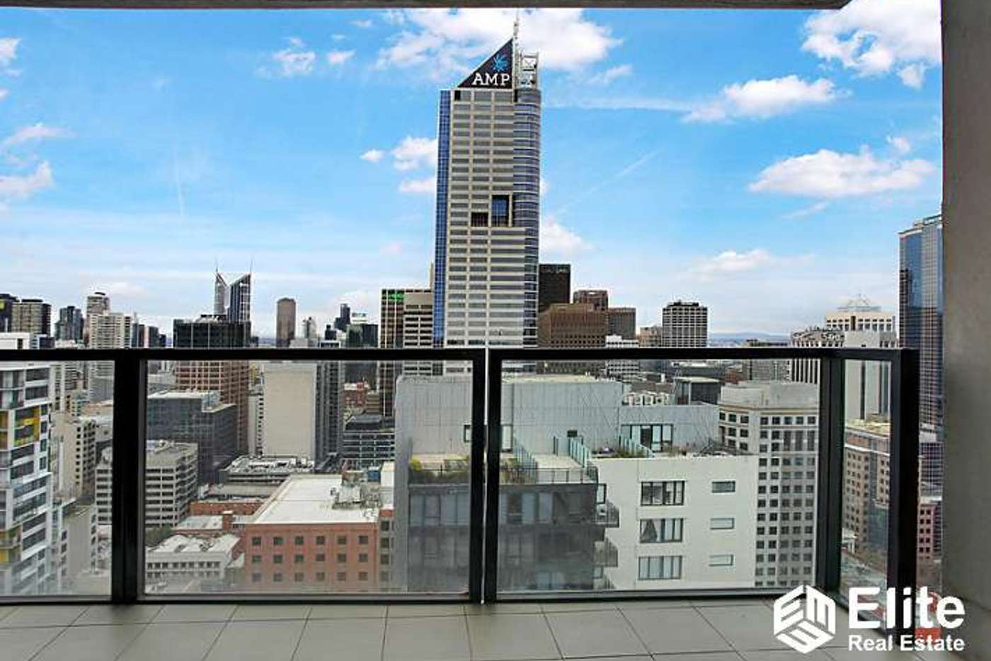 Fifth view of Homely apartment listing, 3505/200 SPENCER STREET, Melbourne VIC 3000