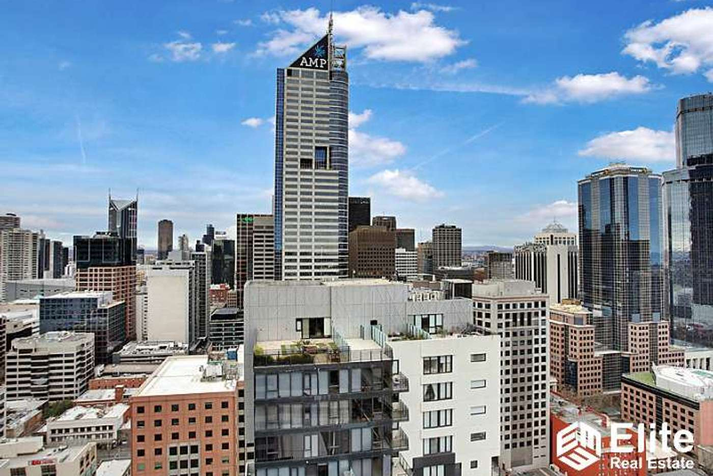 Sixth view of Homely apartment listing, 3505/200 SPENCER STREET, Melbourne VIC 3000