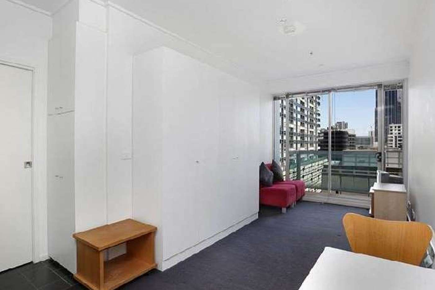 Main view of Homely apartment listing, 805/160 LITTLE LONSDALE STREET, Melbourne VIC 3000