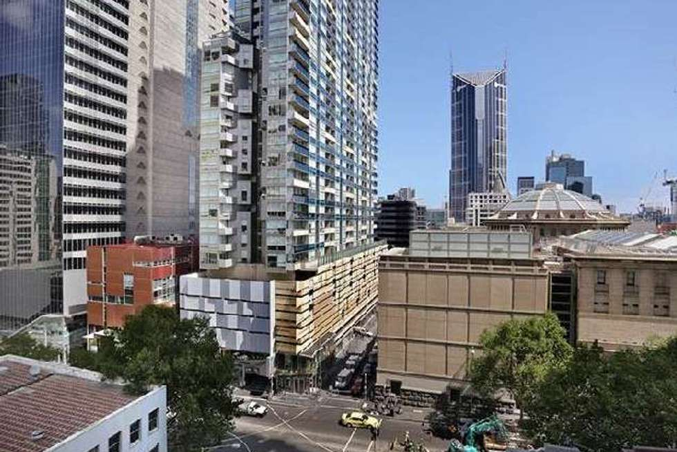 Fifth view of Homely apartment listing, 805/160 LITTLE LONSDALE STREET, Melbourne VIC 3000