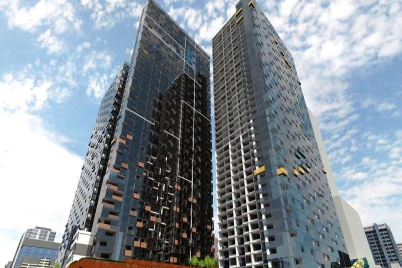 Main view of Homely apartment listing, 1509/639 LONSDALE STREET, Melbourne VIC 3000