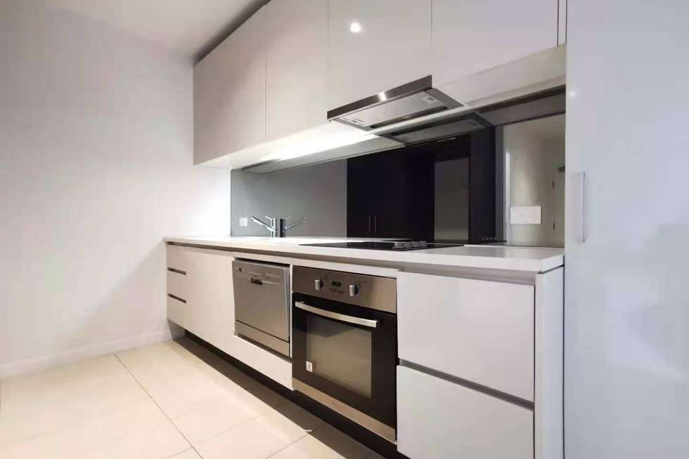 Second view of Homely apartment listing, 1509/639 LONSDALE STREET, Melbourne VIC 3000