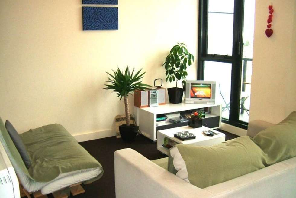 Second view of Homely apartment listing, 308/455 ELIZABETH STREET, Melbourne VIC 3000