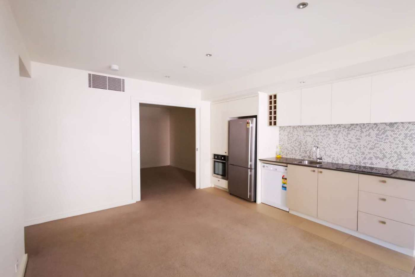 Sixth view of Homely apartment listing, 1H/8 WATERSIDE PLACE, Docklands VIC 3008