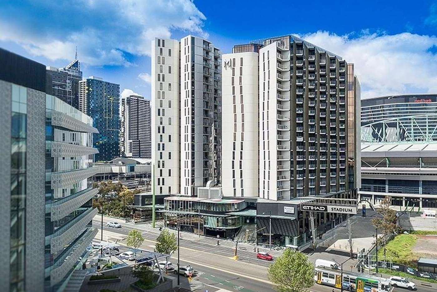 Main view of Homely apartment listing, 337/673 LATROBE STREET, Docklands VIC 3008