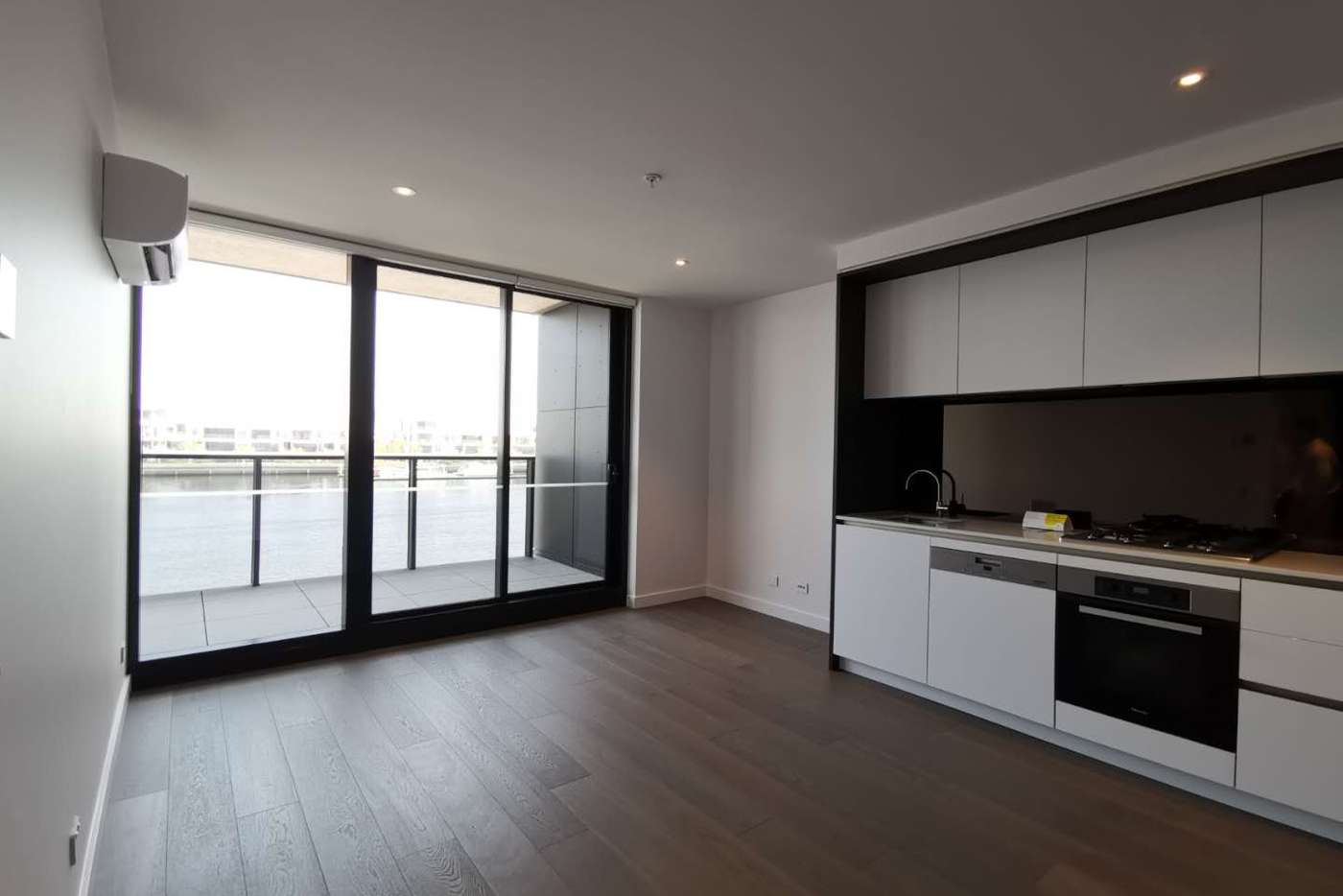 Main view of Homely apartment listing, 103/915 COLLINS STREET, Docklands VIC 3008