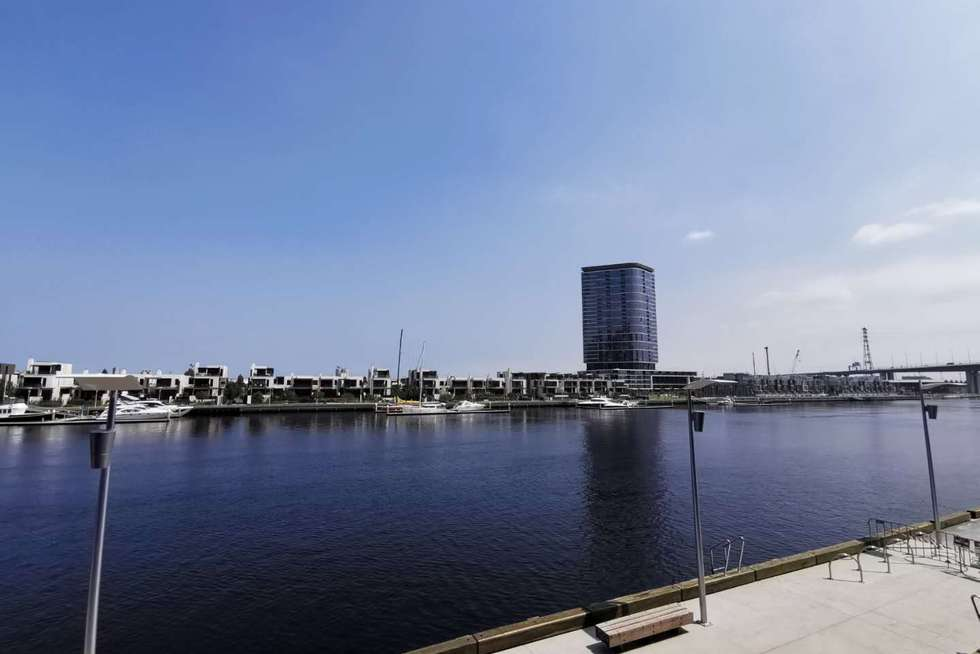 Second view of Homely apartment listing, 103/915 COLLINS STREET, Docklands VIC 3008