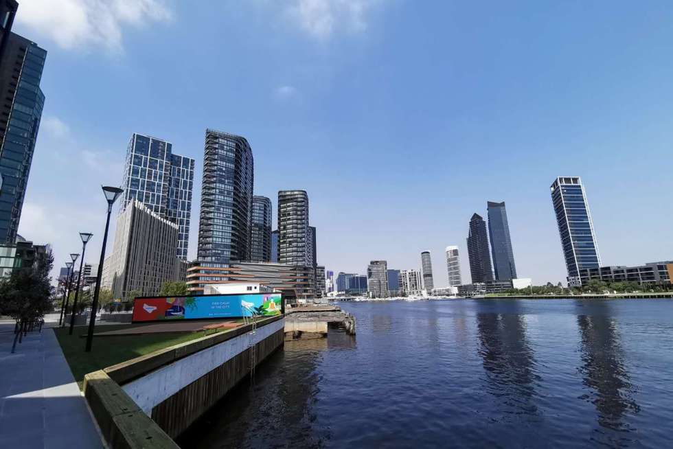Fourth view of Homely apartment listing, 103/915 COLLINS STREET, Docklands VIC 3008