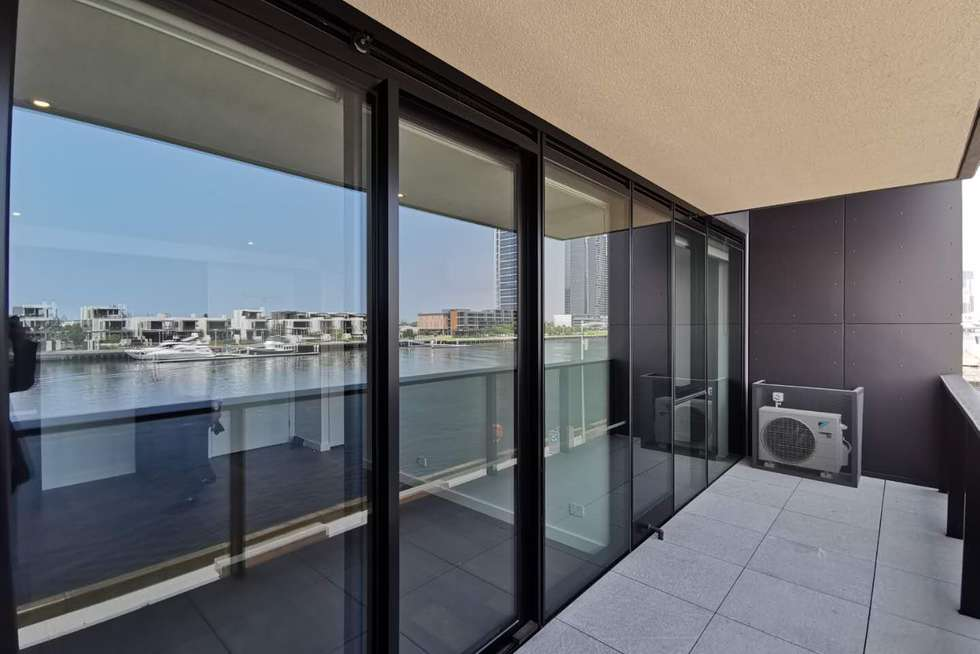 Fifth view of Homely apartment listing, 103/915 COLLINS STREET, Docklands VIC 3008