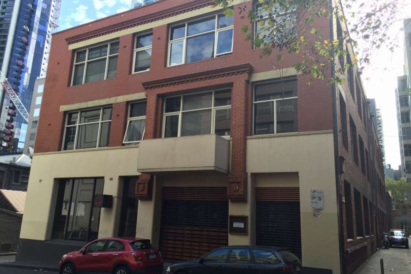 Main view of Homely apartment listing, 8/562 LT BOURKE STREET, Melbourne VIC 3000