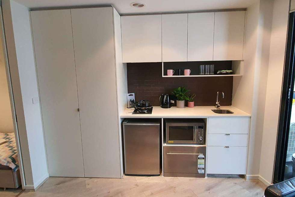 Third view of Homely apartment listing, 608/243 FRANKLIN STREET, Melbourne VIC 3000