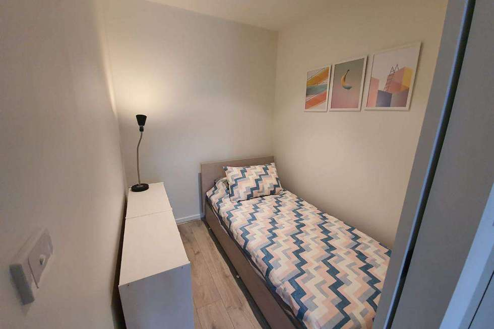 Fourth view of Homely apartment listing, 608/243 FRANKLIN STREET, Melbourne VIC 3000