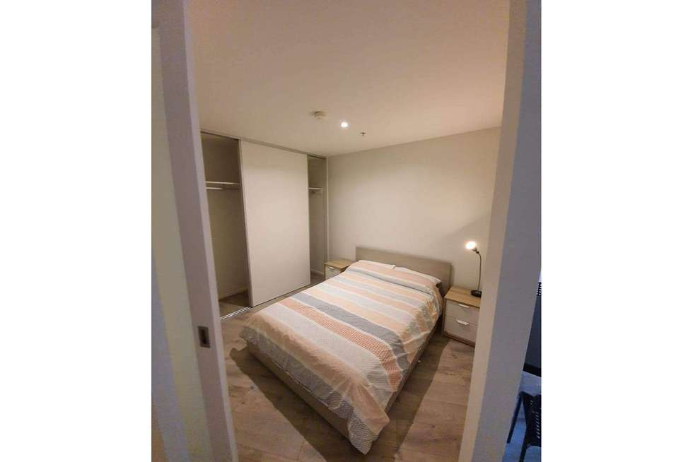 Fifth view of Homely apartment listing, 608/243 FRANKLIN STREET, Melbourne VIC 3000