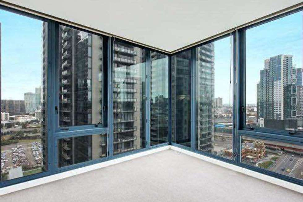 Third view of Homely apartment listing, 1805/180 CITY ROAD, Southbank VIC 3006