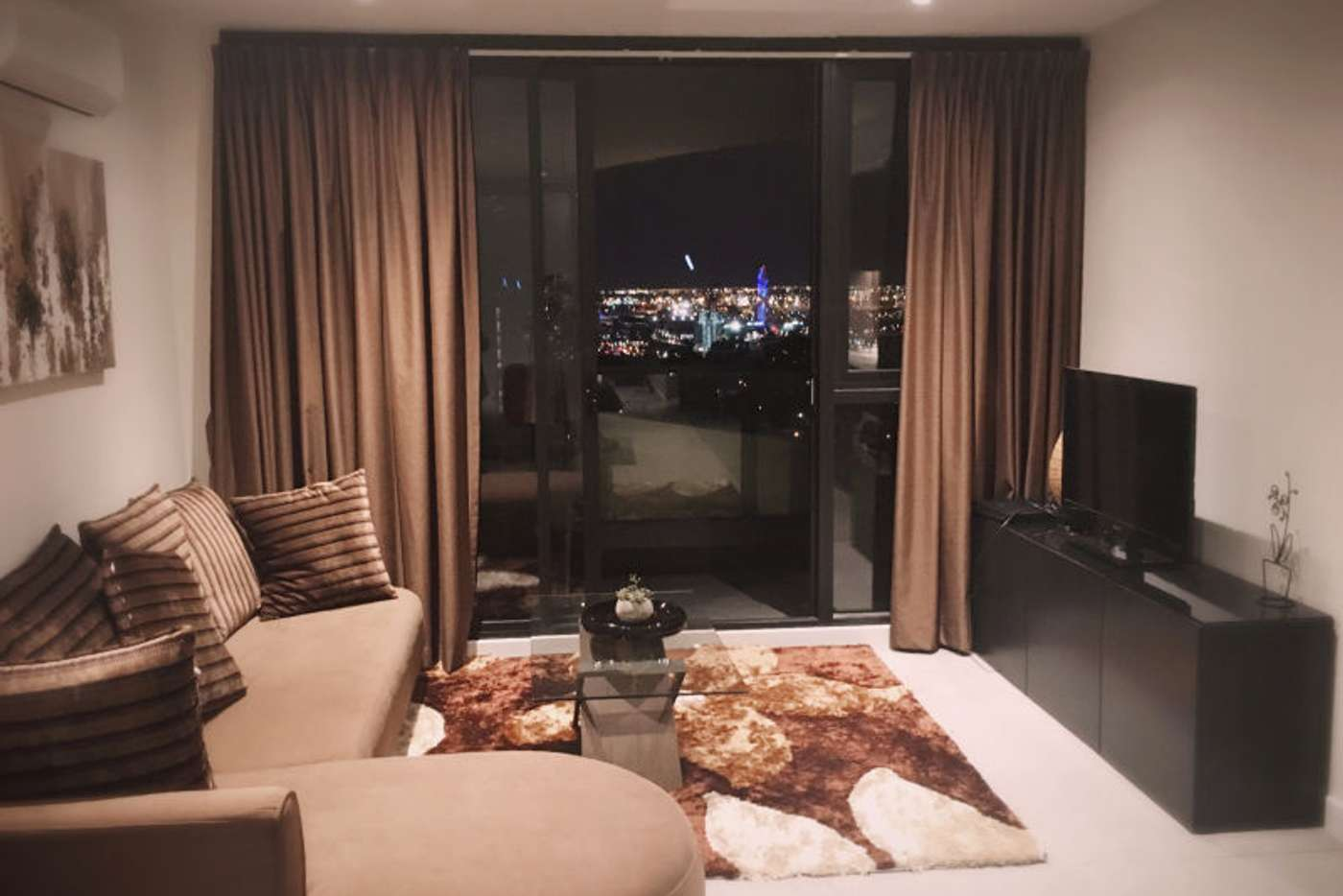 Main view of Homely apartment listing, 2214/155 FRANKLIN STREET, Melbourne VIC 3000