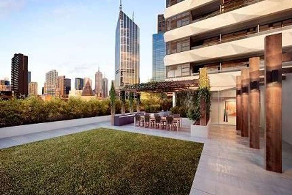 Third view of Homely apartment listing, 2214/155 FRANKLIN STREET, Melbourne VIC 3000
