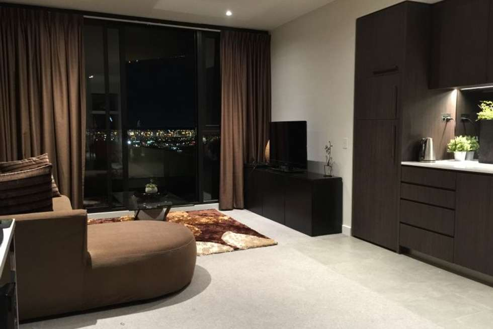 Fifth view of Homely apartment listing, 2214/155 FRANKLIN STREET, Melbourne VIC 3000