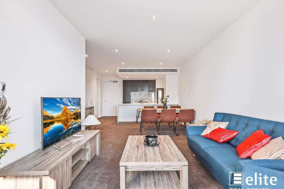 Second view of Homely apartment listing, 5601/35 QUEENSBRIDGE STREET, Southbank VIC 3006