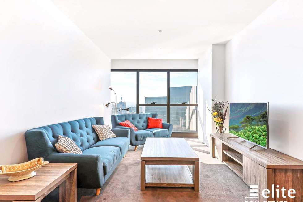 Third view of Homely apartment listing, 5601/35 QUEENSBRIDGE STREET, Southbank VIC 3006
