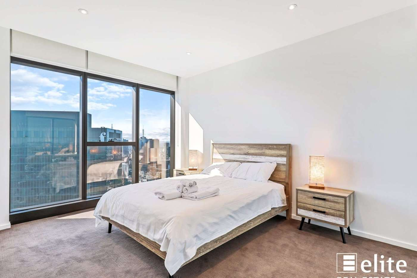 Fifth view of Homely apartment listing, 5601/35 QUEENSBRIDGE STREET, Southbank VIC 3006