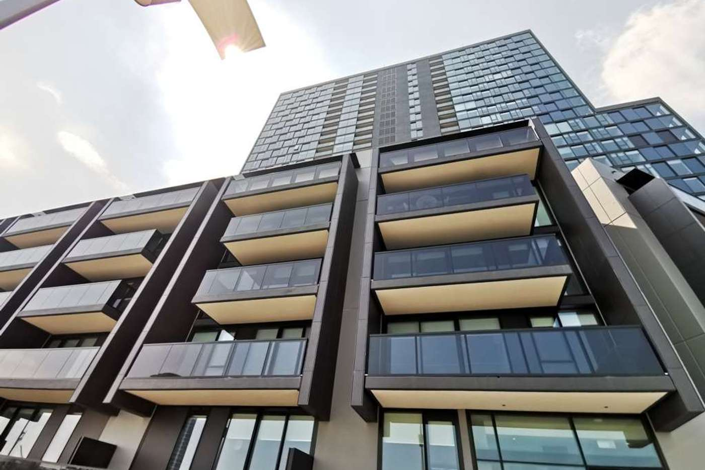 Main view of Homely apartment listing, 1205/915 COLLINS STREET, Docklands VIC 3008