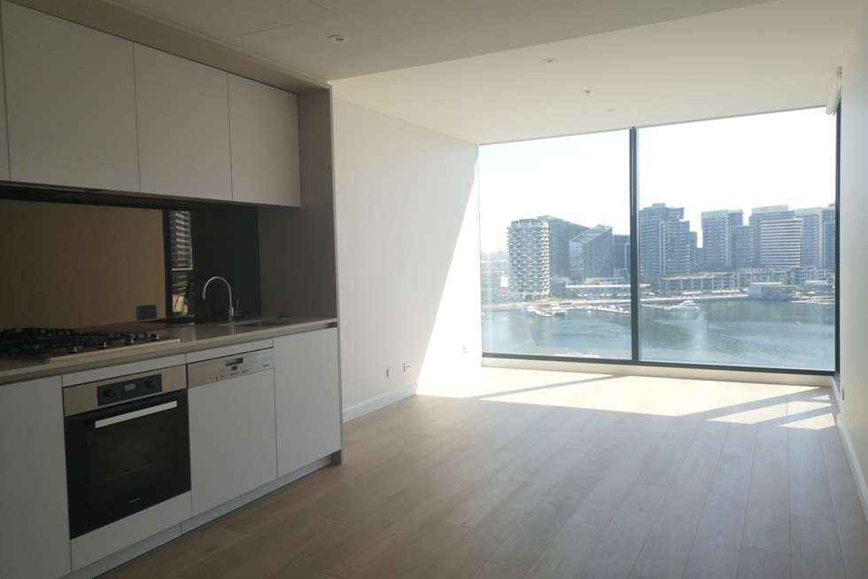 Third view of Homely apartment listing, 1205/915 COLLINS STREET, Docklands VIC 3008