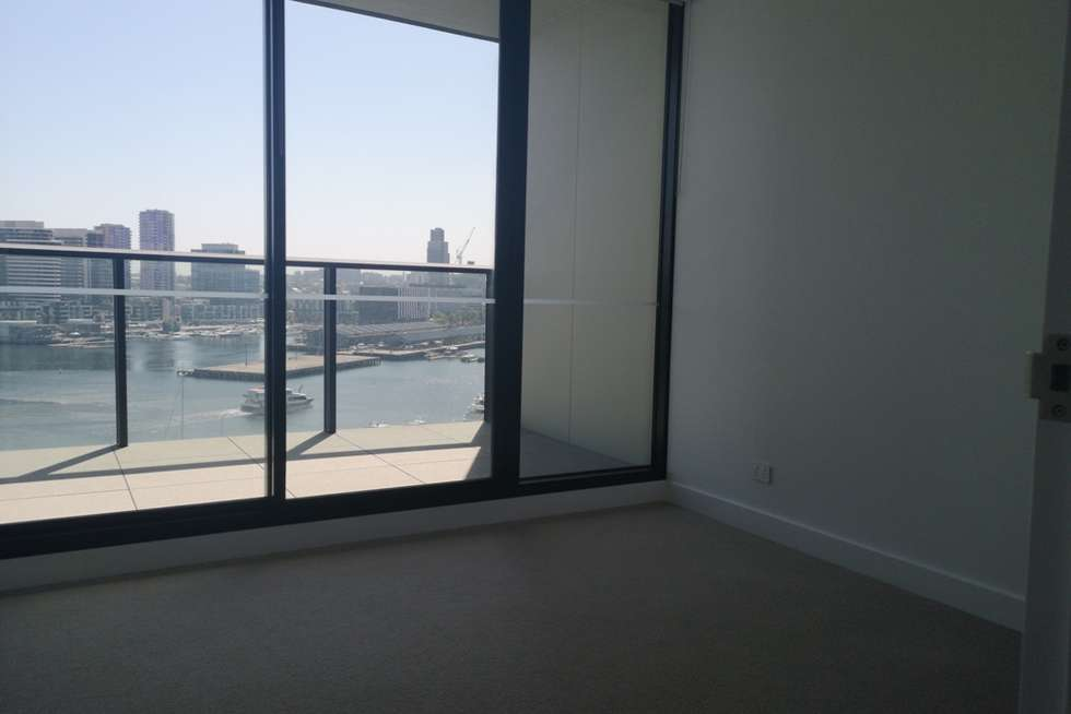 Fourth view of Homely apartment listing, 1205/915 COLLINS STREET, Docklands VIC 3008