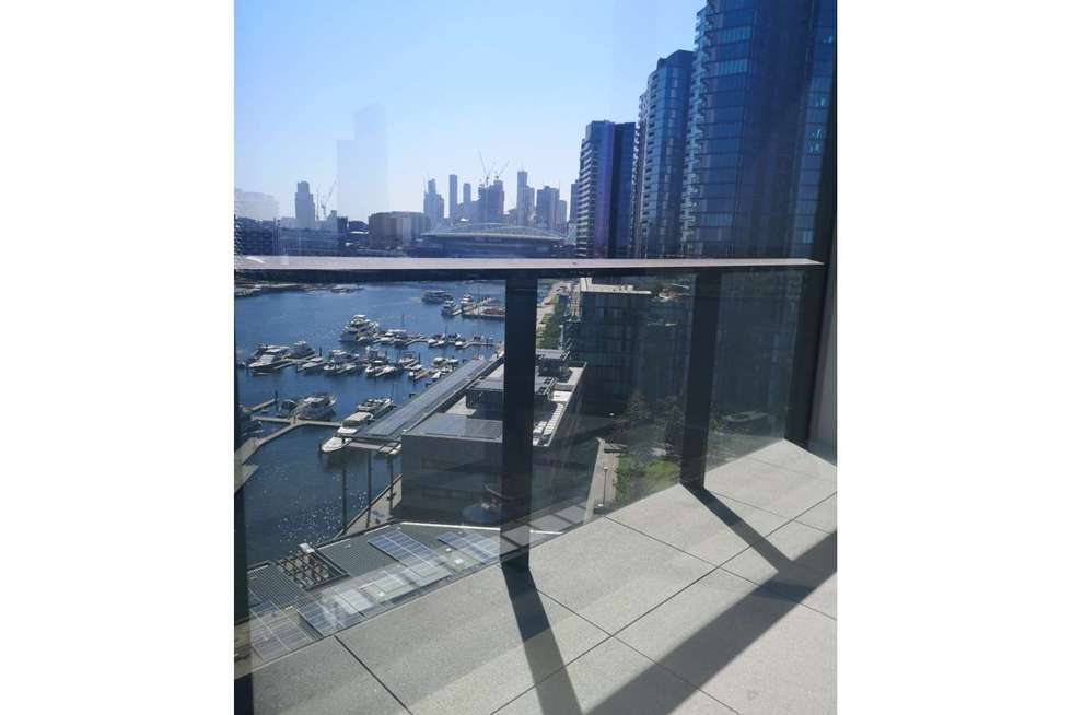 Fifth view of Homely apartment listing, 1205/915 COLLINS STREET, Docklands VIC 3008