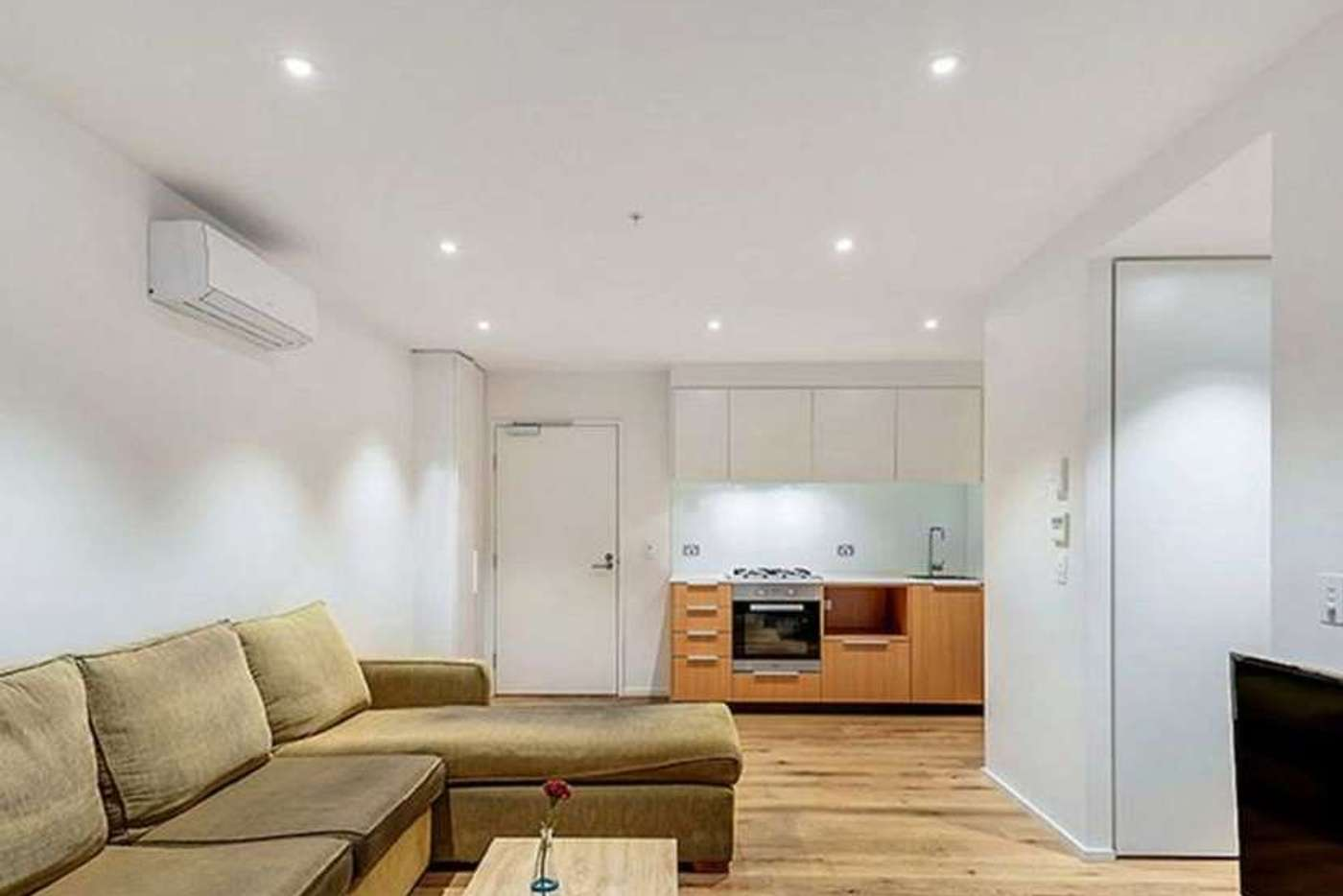 Main view of Homely apartment listing, 603W/888 COLLINS STREET, Docklands VIC 3008