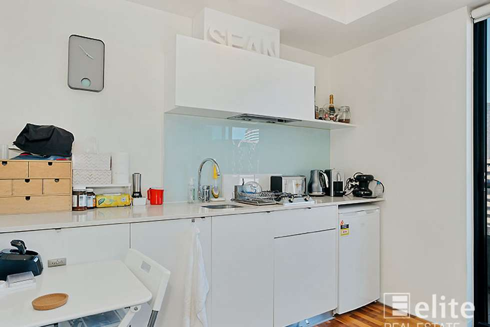 Second view of Homely apartment listing, 710/280 SPENCER STREET, Melbourne VIC 3000