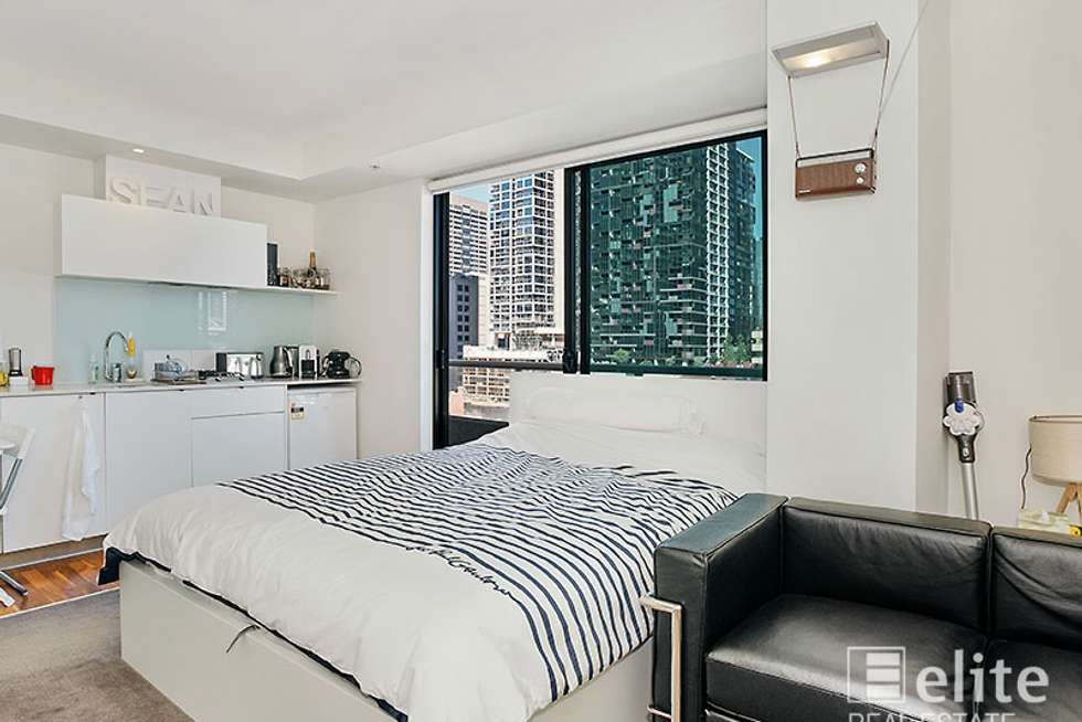 Fourth view of Homely apartment listing, 710/280 SPENCER STREET, Melbourne VIC 3000