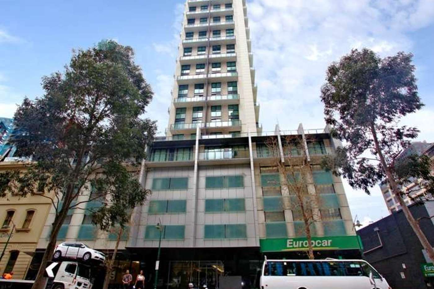 Main view of Homely apartment listing, 2510/87 FRANKLIN STREET, Melbourne VIC 3000