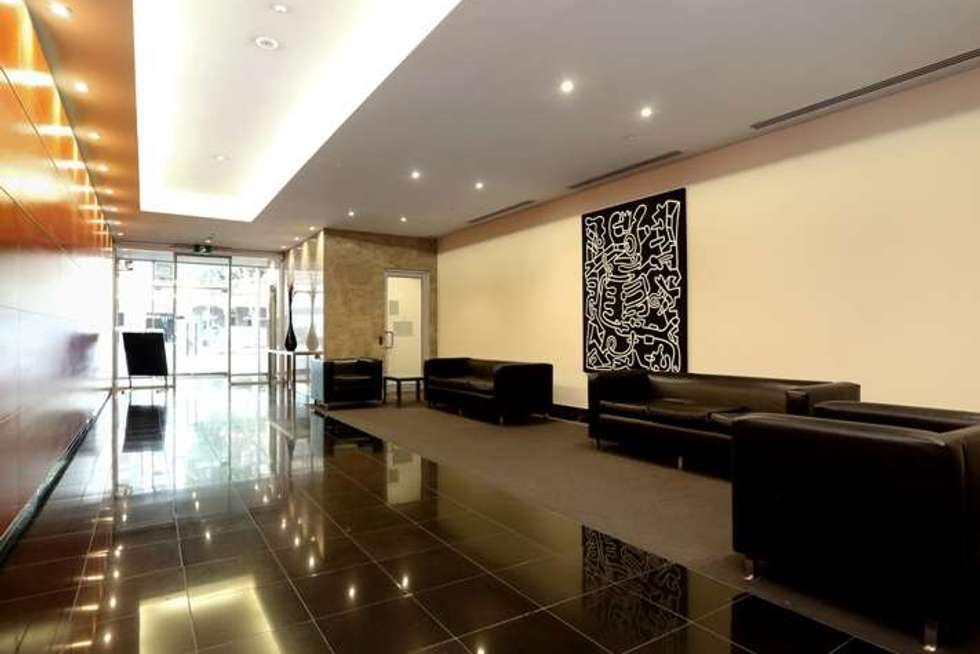 Second view of Homely apartment listing, 2510/87 FRANKLIN STREET, Melbourne VIC 3000