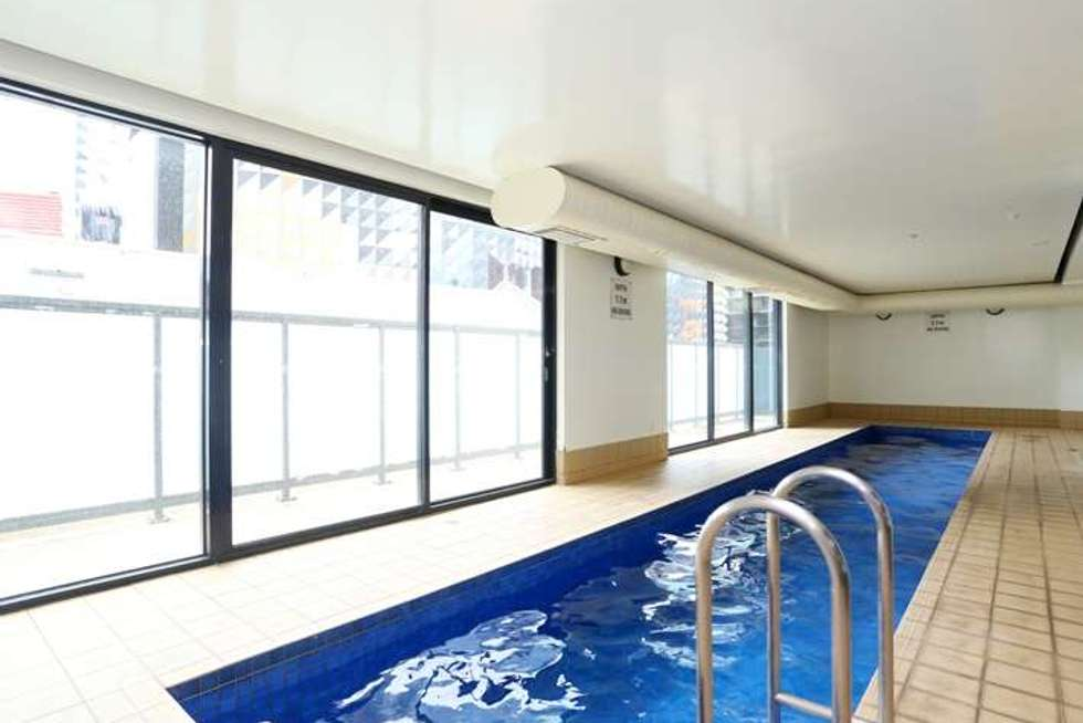 Third view of Homely apartment listing, 2510/87 FRANKLIN STREET, Melbourne VIC 3000