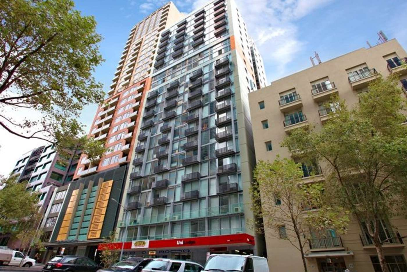 Main view of Homely apartment listing, 1701/39 LONSDALE STREET, Melbourne VIC 3000