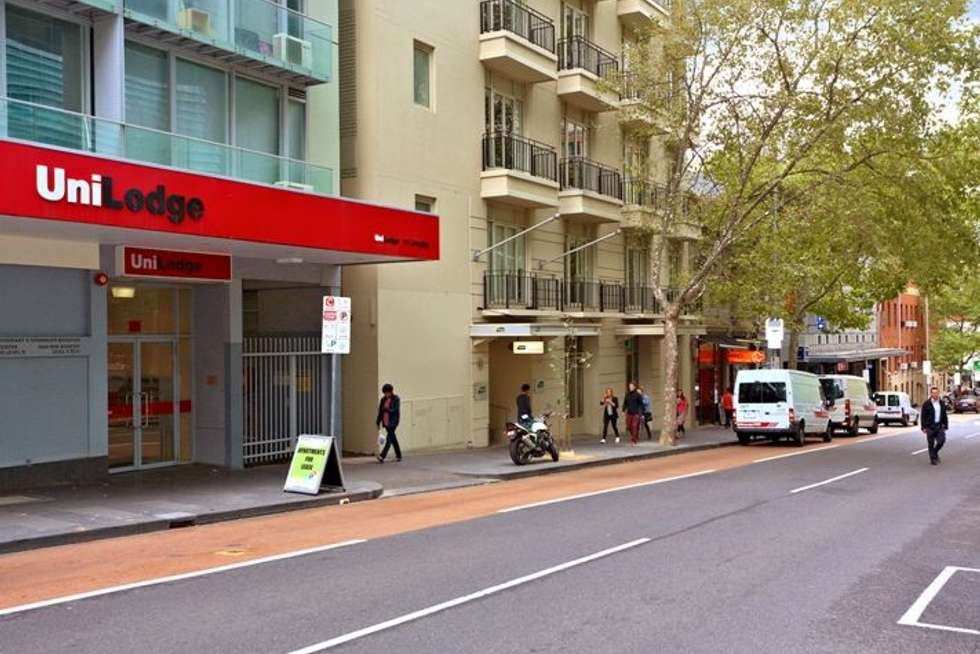 Second view of Homely apartment listing, 1701/39 LONSDALE STREET, Melbourne VIC 3000