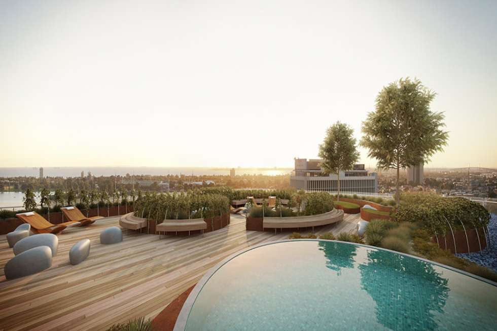 Third view of Homely apartment listing, 1409/35 ALBERT ROAD, Melbourne VIC 3004