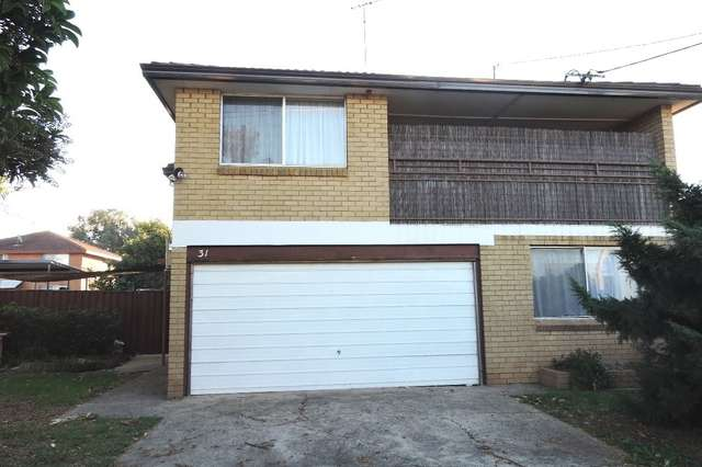 31 Villiers Street, Merrylands NSW 2160