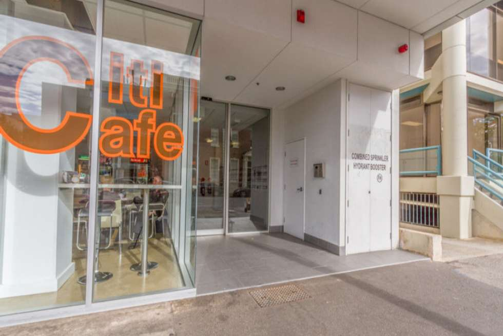 Second view of Homely apartment listing, 805/235-237 Pirie Street, Adelaide SA 5000