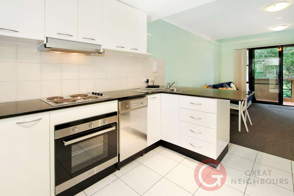 Second view of Homely apartment listing, 36/5-17 Pacific Highway, Roseville NSW 2069