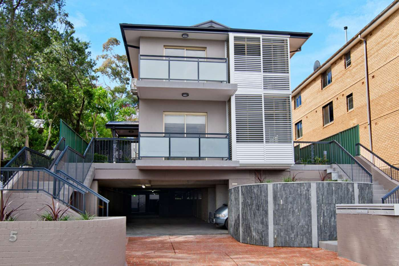 Main view of Homely apartment listing, 3/5 Morrison Road, Gladesville NSW 2111