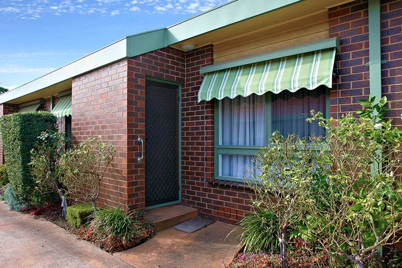 Main view of Homely unit listing, 4/118 Moreland Rd, Brunswick VIC 3056
