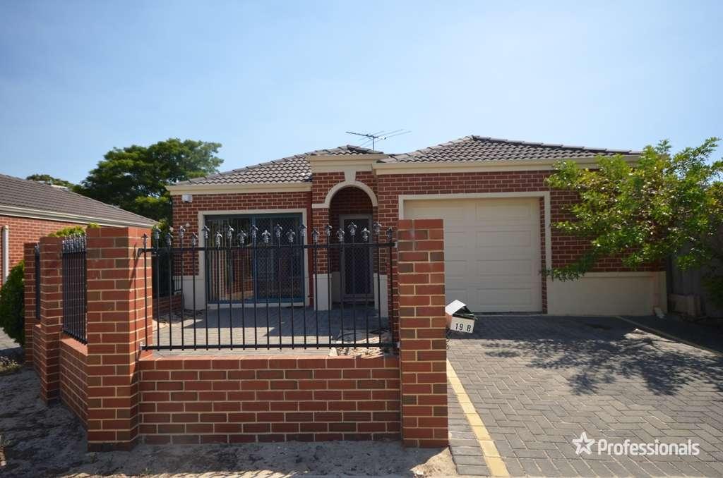Main view of Homely villa listing, 19B Pollock Street, Bentley, WA 6102