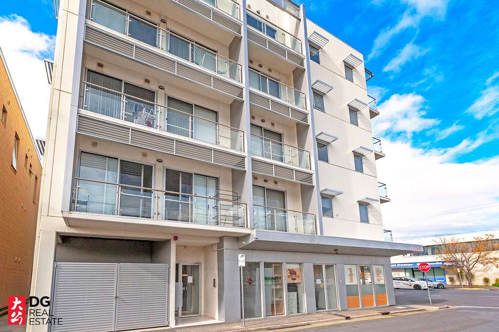 Main view of Homely apartment listing, 201 246-248 Franklin Street, Adelaide, SA 5000