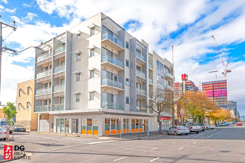 Main view of Homely apartment listing, 401&406 246-248 Franklin Street, Adelaide, SA 5000