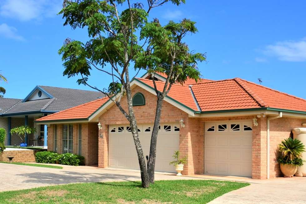 Second view of Homely house listing, 34 Tradewinds Avenue, Summerland Point NSW 2259