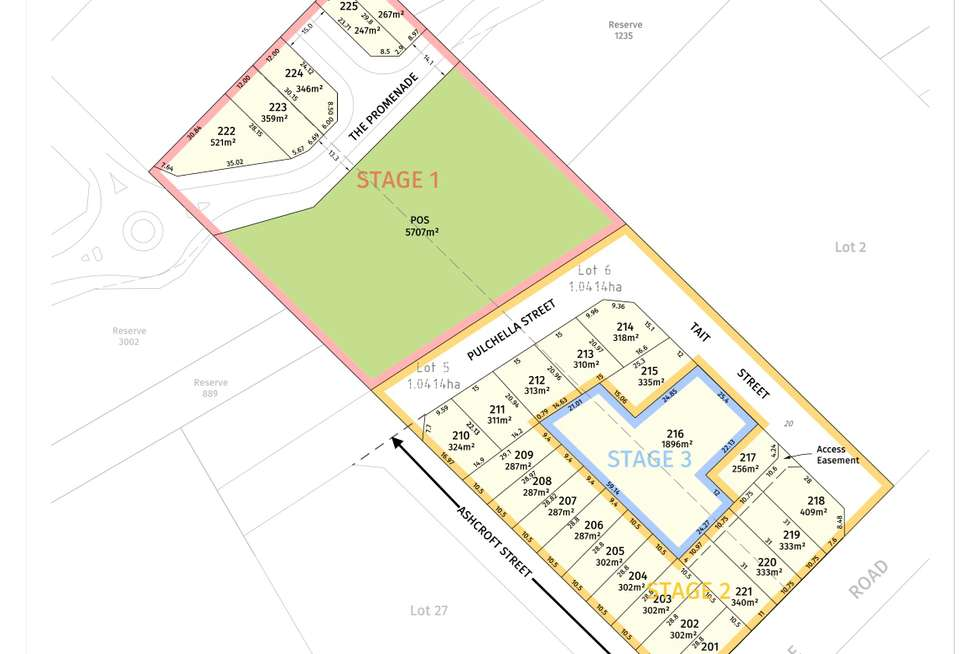 Second view of Homely residentialLand listing, Lot 220 Hale Road, Wattle Grove WA 6107