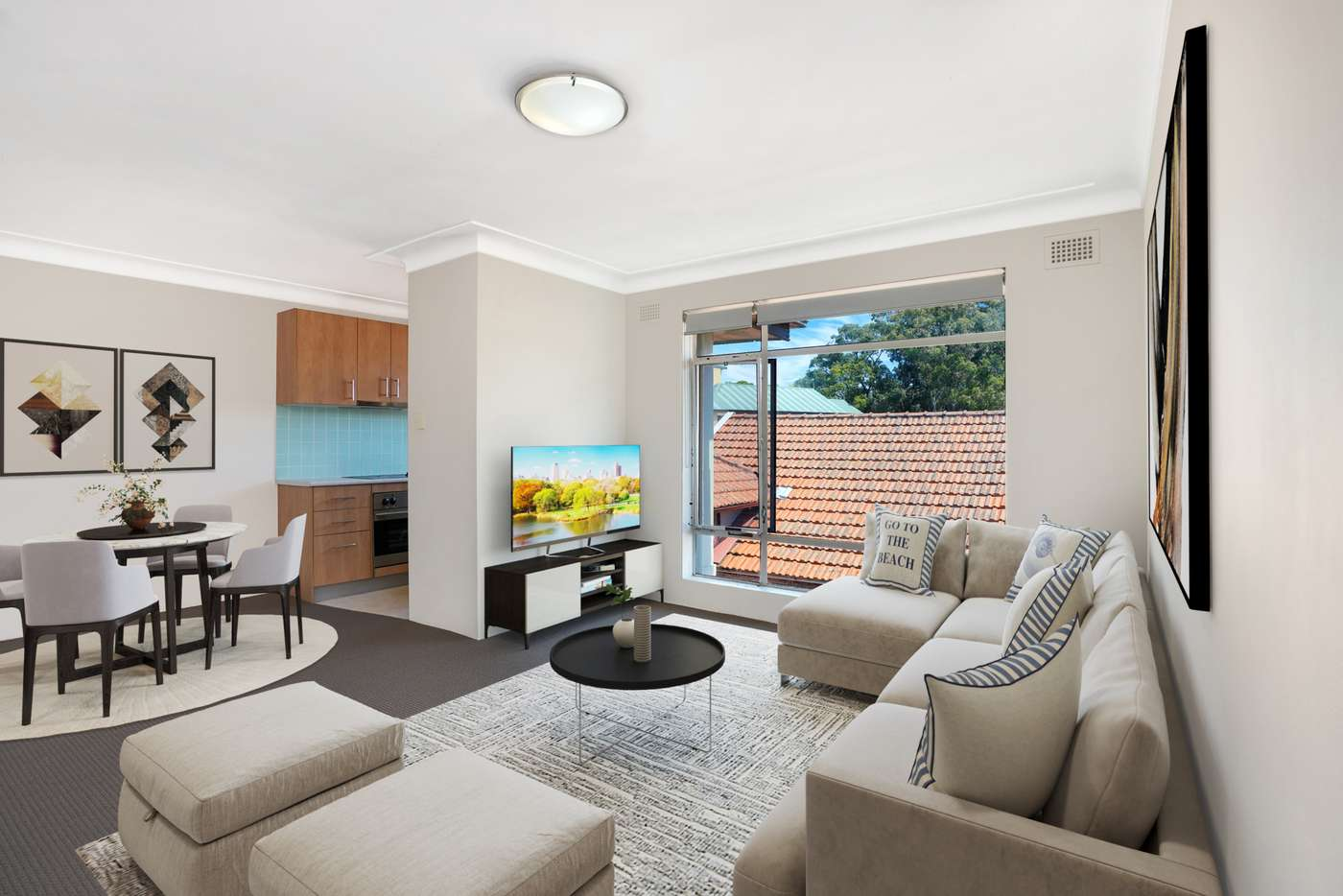 Main view of Homely apartment listing, 5/4 Marcia Street, Hurlstone Park NSW 2193