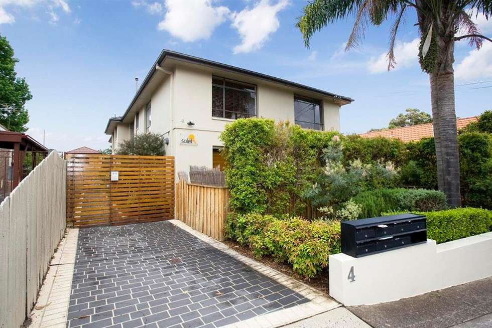 Second view of Homely apartment listing, 5/4 Marcia Street, Hurlstone Park NSW 2193